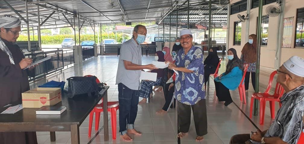 Read more about the article YYP: Bantuan Kepada yang Memerlukan Semasa Pandemik